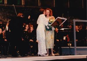 World premiere of Château de l'âme, Salzburg 1996 Phlharmonia, Esa-Pekka Salonen, Dawn Upshaw