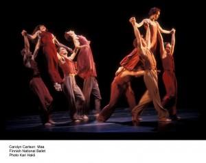 Carolyn Carlson, choreographer