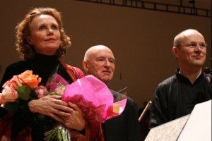 Orchestre de Paris, Christoph Eschenbach, Anssi Karttunen and Kaija Saariaho, Salle Pleyel 2008