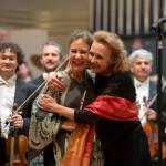 Melos-Ethos Festival, Bratislava 2013 Camilla Hoitenga, flute Zsolt Nagy, conductor Slovak Philharmonic Orchestra