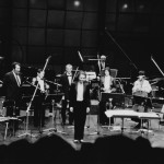 World premiere of Lichtbogen 1986, Ensemble 2E2M, Paris