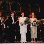 World premiere of Château de l'âme, Salzburg 1996, Phlharmonia,