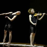 …DE LA TERRE Minna Pensola, violin Auri Ahola, dance and choreography