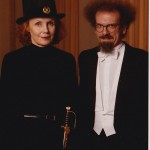 Honorary Doctorate of the Philosophy department of the Helsinki University 2003