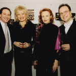 After the US premiere of Quatre instants with New York Philharmonic with Jeremy Geffens, Karita Mattila and Sakari Oramo, New York 2003