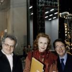 31 mars 2005 à l'Opéra Bastille Conférence de presse