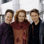 Peter Sellars, Kaija Saariaho and Esa-Pekka Salonen in Paris, 2006